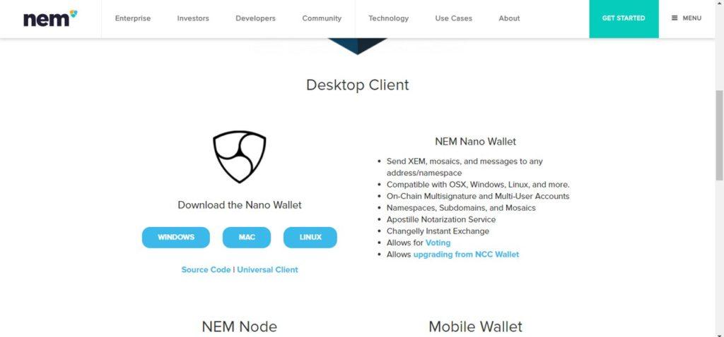 NEM (также известная как XEM)