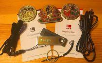 Холодный кошелек ledger nano s-лучшее хранилище для криптовалюты с возможностью восстановления в случае потери