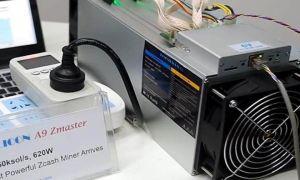 Высокопроизводительный ASIC A9 ZMaster от компании Innosilicon для добычи Zcash